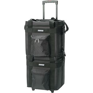 Сумка для пластинок MAGMA LP-BAG 60+60 TWIN TROLLEY